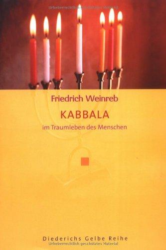 9783896314482: Kabbala im Traumleben des Menschen