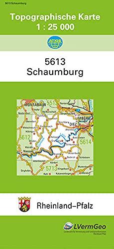 9783896370303: Schaumburg 1 : 25 000