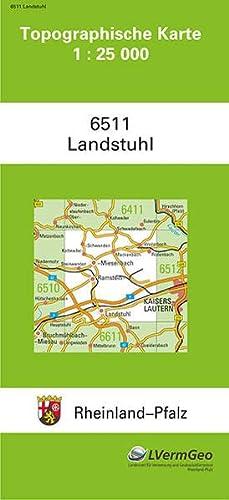 9783896371256: Landstuhl 1 : 25 000