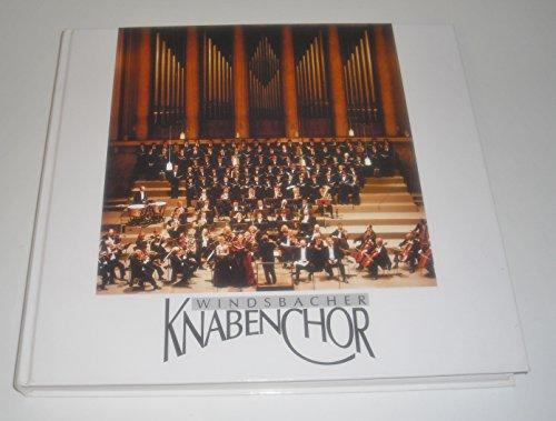9783896390226: Der Windsbacher Knabenchor (German Edition)