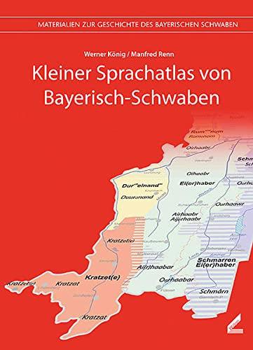 9783896395955: Kleiner Sprachatlas von Bayerisch-Schwaben: 30
