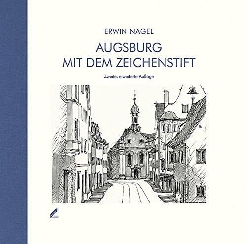 9783896396044: Augsburg mit dem Zeichenstift
