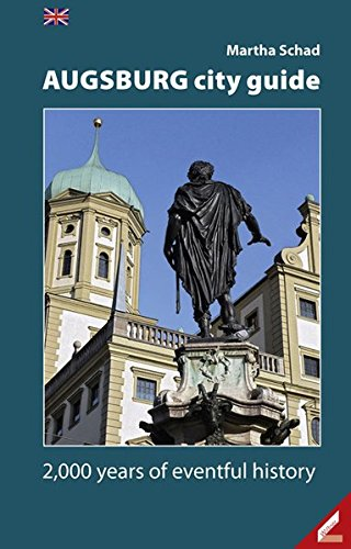9783896396921: Augsburg City Guide
