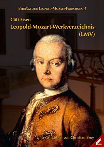 9783896397577: Leopold-Mozart-Werkverzeichnis (LMV)
