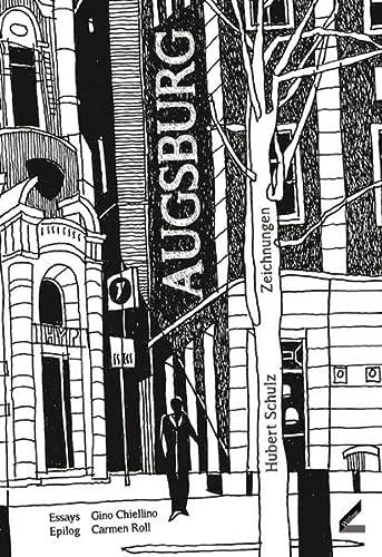 9783896398543: Augsburg: Sich der Stadt nähern: Zeichnungen