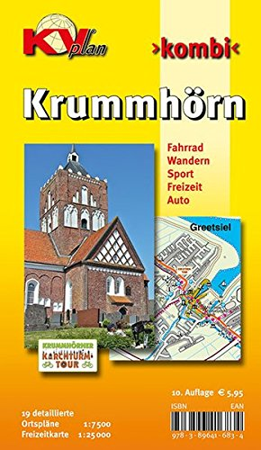 9783896416834: Krummhörn & Greetsiel