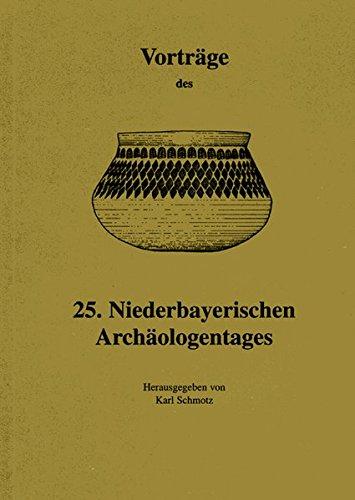 9783896462367: Vorträge des Niederbayerischen Archäologentages
