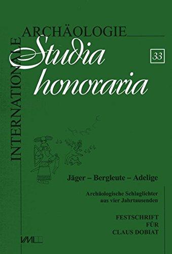 Jäger - Bergleute - Adelige: Udo Recker