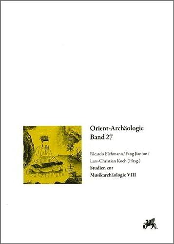 Studien zur Musikarchäologie VIII: Ricardo Eichmann