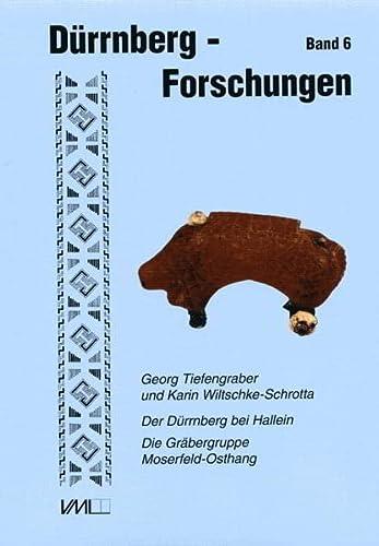 Der Dürrnberg bei Hallein. Abt. Gräberkunde: Georg Tiefengraber