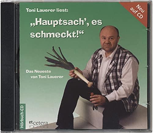 9783896503350: Hauptsach', es schmeckt!