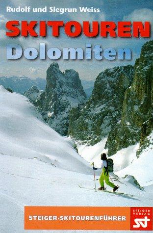 9783896520234: Skitouren Dolomiten