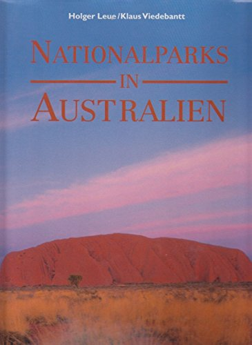 9783896520999: Nationalparks in Australien