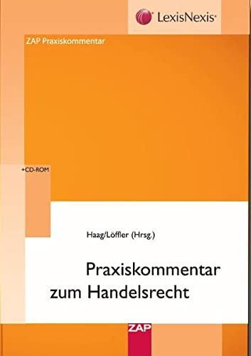 9783896553010: Praxiskommentar zum Handelsrecht