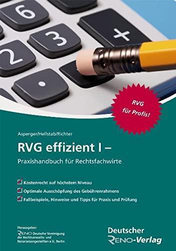 9783896555069: RVG effizient I