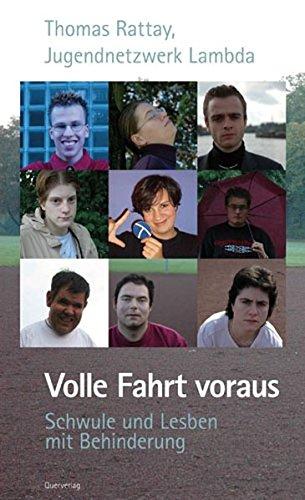9783896561442: Volle Fahrt voraus!: Schwule und Lesben mit Behinderung