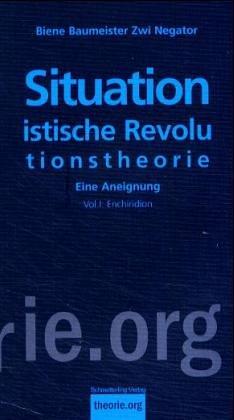 9783896575869: Situationistische Revolutionstheorie