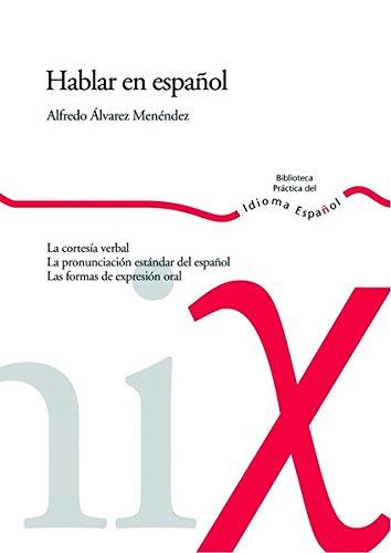 9783896577719: Hablar en español