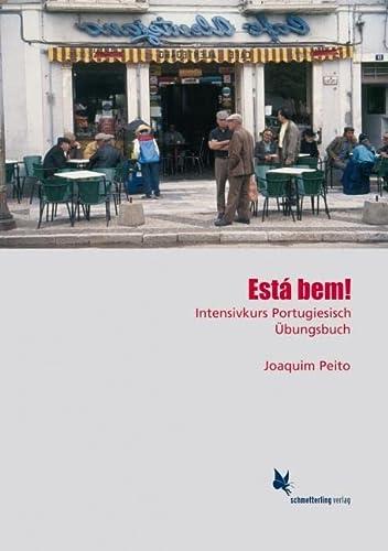 9783896578709: Está bem. Intensivkurs Portugiesisch. Übungsbuch