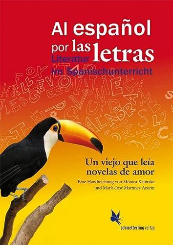 9783896579157: Un viejo que leía novelas de Amor, Lehrerhandreichung und Kopiervorlagen