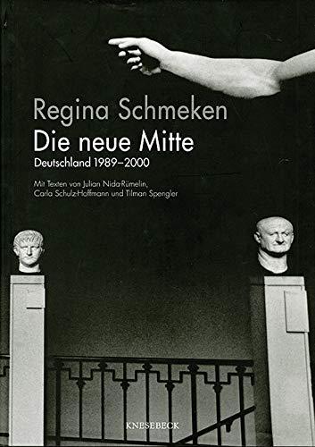9783896600912: Die neue Mitte Deutschland 1989-2000