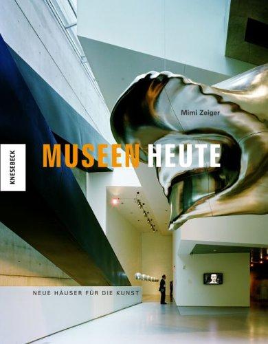 9783896603456: Museen heute. Neue Häuser für die Kunst