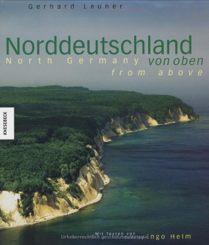 9783896603531: North Germany From Above