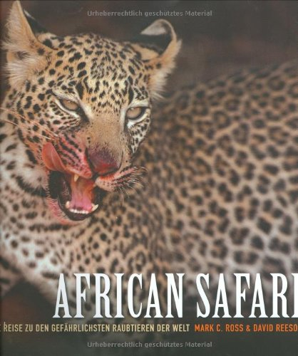 9783896605191: Predator: Life and Death in the African Bush
