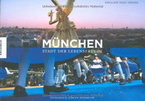 9783896605504: München: Stadt der Lebensfreude