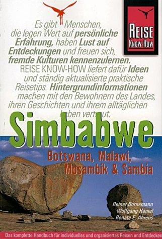 9783896620262: Simbabwe