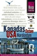 9783896622242: Reise Know-How - Kanadas Osten, USA Nordosten
