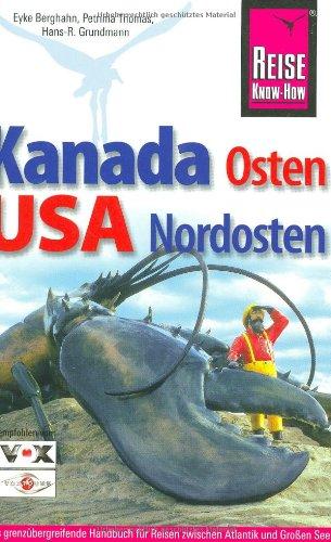 9783896622402: Kanadas Osten. USA Nordosten