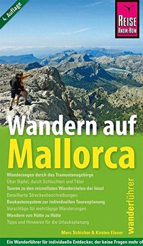 9783896622730: Wandern auf Mallorca: Das Handbuch für den optimalen Wanderurlaub. Mit Wanderkarte