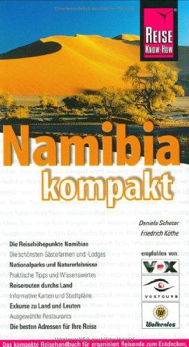 9783896623287: Namibia kompakt