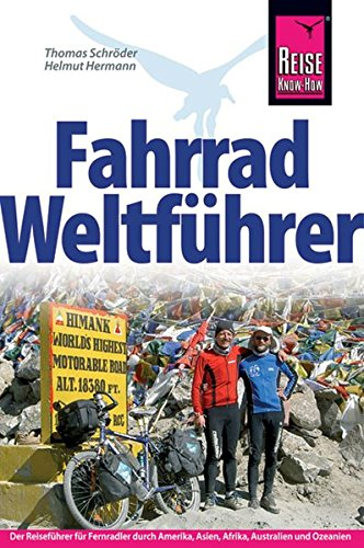 9783896625274: Fahrrad Weltführer