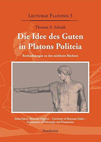 9783896651891: Die Idee des Guten in Platons Politeia