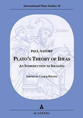 Platos's Theory of Ideas: Paul Natorp