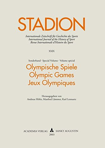 Olympische Spiele: Andreas H�fer