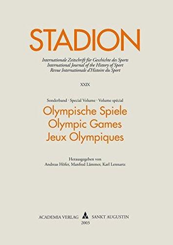 Olympische Spiele: Andreas Höfer