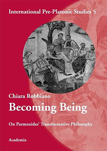 Becoming Being: Chiara Robbiano
