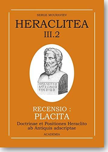 Heraclitea III.2: Serge Mouraviev