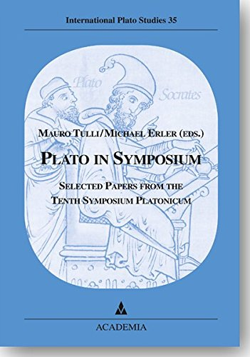 plato symposium essays The underlying notion of plato's symposium is that love lies in the metaxy between good and evil and therefore, contains properties of both an understanding of this.