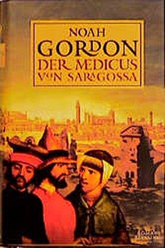 9783896670137: Der Medicus von Saragossa