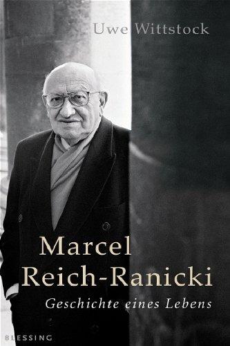 9783896672742: Marcel Reich-Ranicki: Geschicht eines Lebens