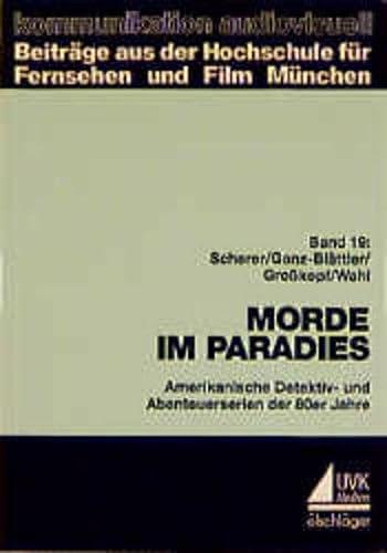 9783896691538: Morde im Paradies