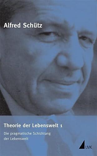 9783896697745: Theorie der Lebenswelt.