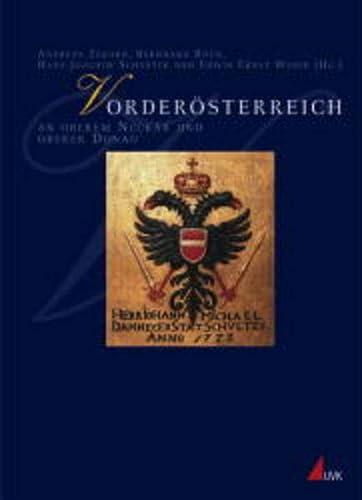 9783896699664: Vorderösterreich an oberem Neckar und oberer Donau