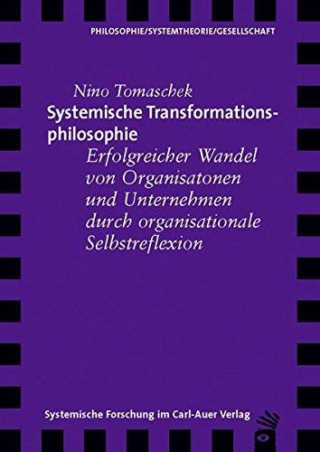 Systemische Transformationsphilosophie: Nino Tomaschek