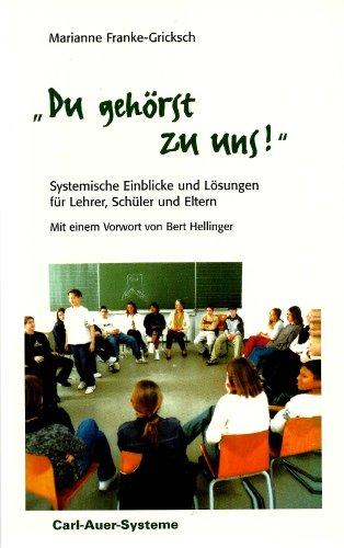 9783896703972: ' Du geh?�?�rst zu uns!'.