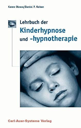 9783896705594: Lehrbuch der Kinderhypnose und -hypnotherapie